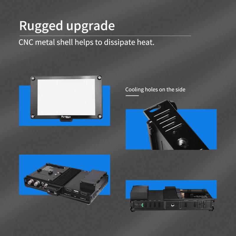 CNC Metal Shell Upgrade