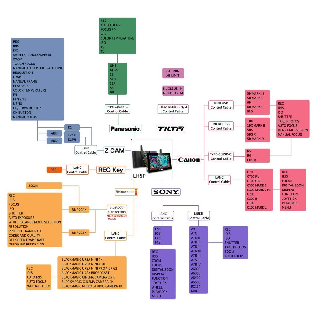 LH5P Mind mapping