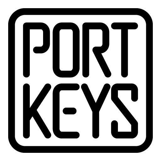 Portkeys logo
