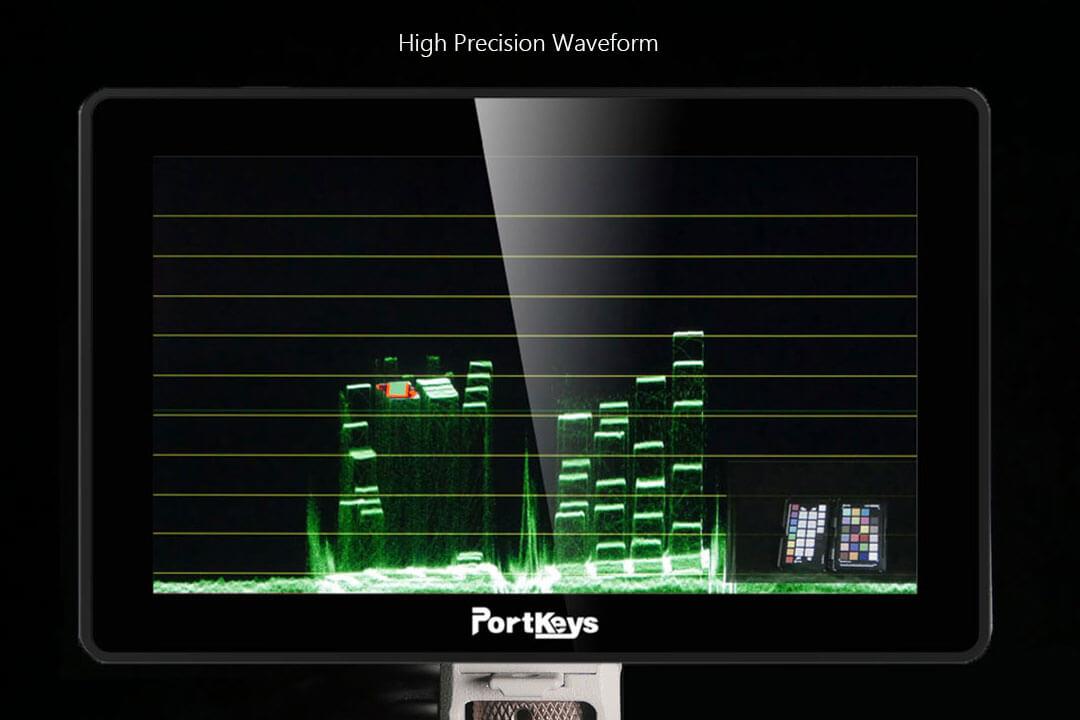 High-precision Waveform