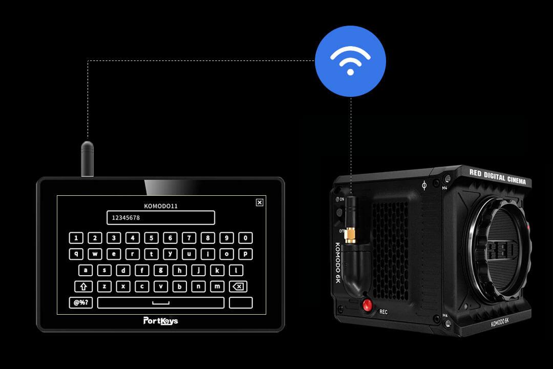 BM5 WR Camera Control