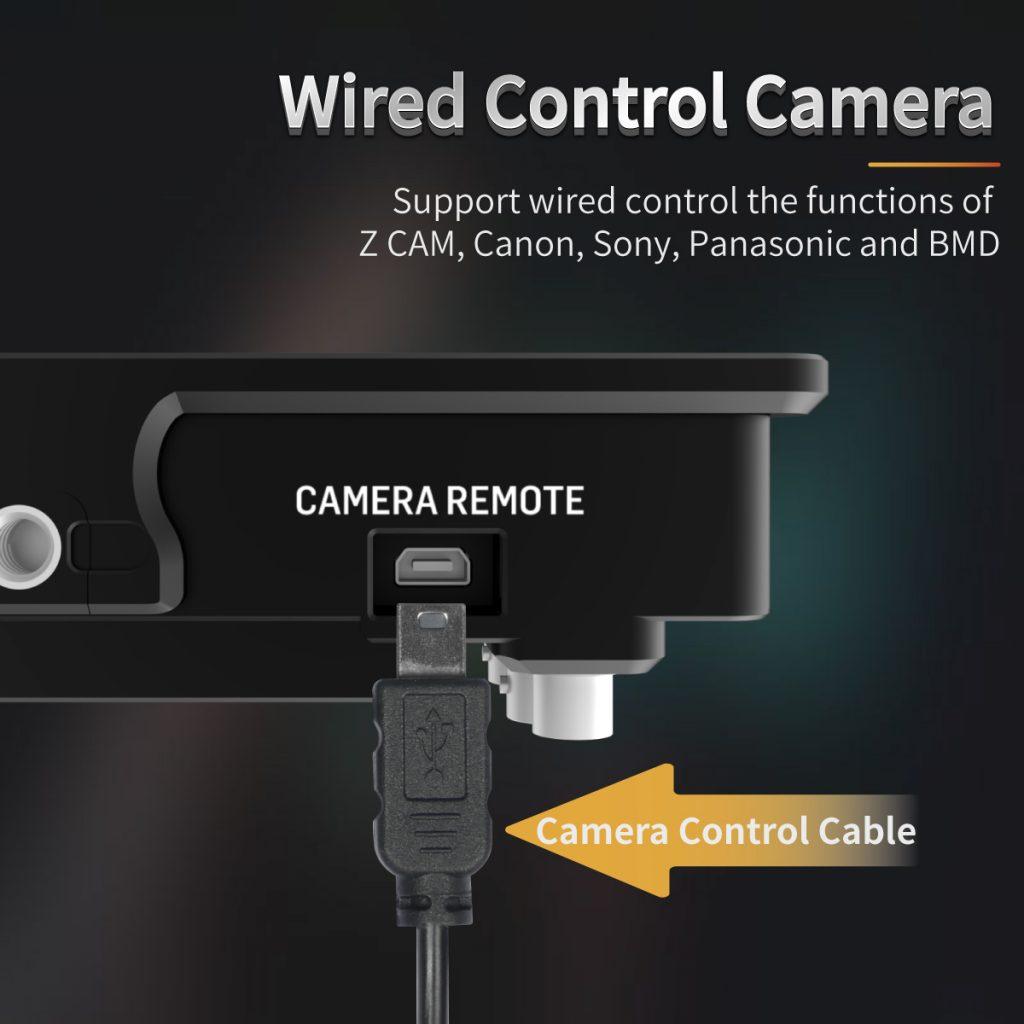 wired-control-camera
