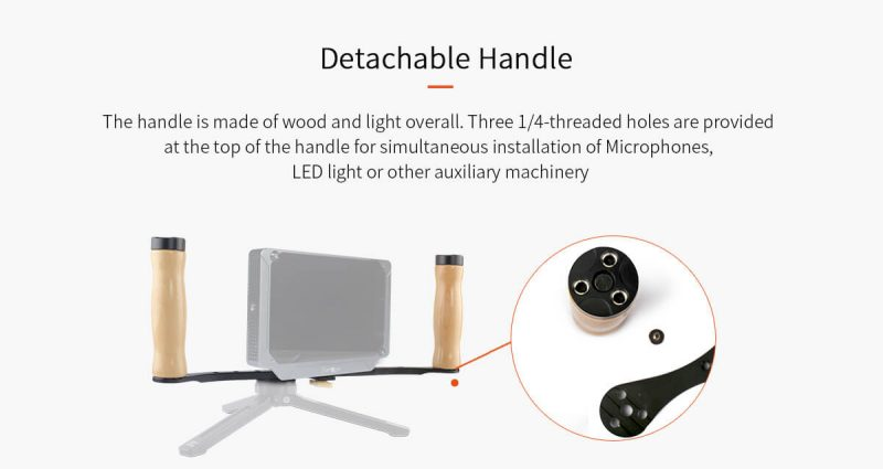 Detachable Handle