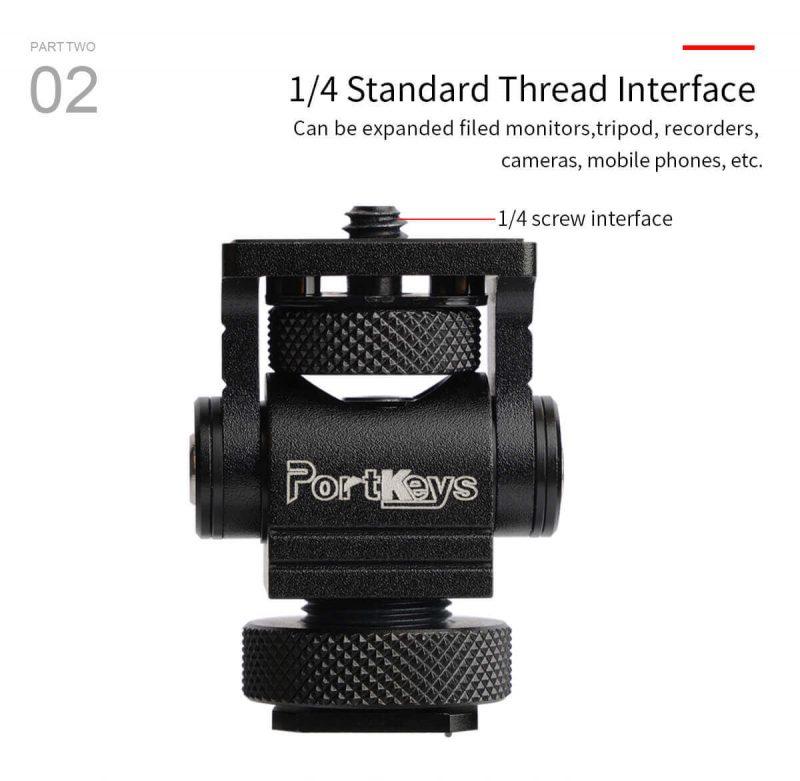 mh 2 standard thread nterface 1